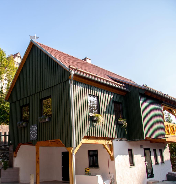 Walkmühle Plauen - Leistungen